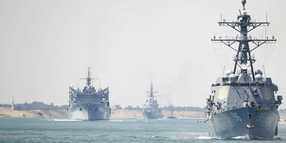 US warns airliners flying in Persian Gulf amid Iran tensions