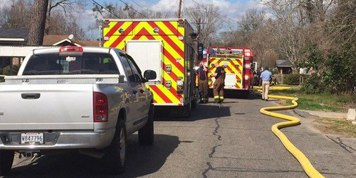 Man saves mother from house fire on North 39th Street
