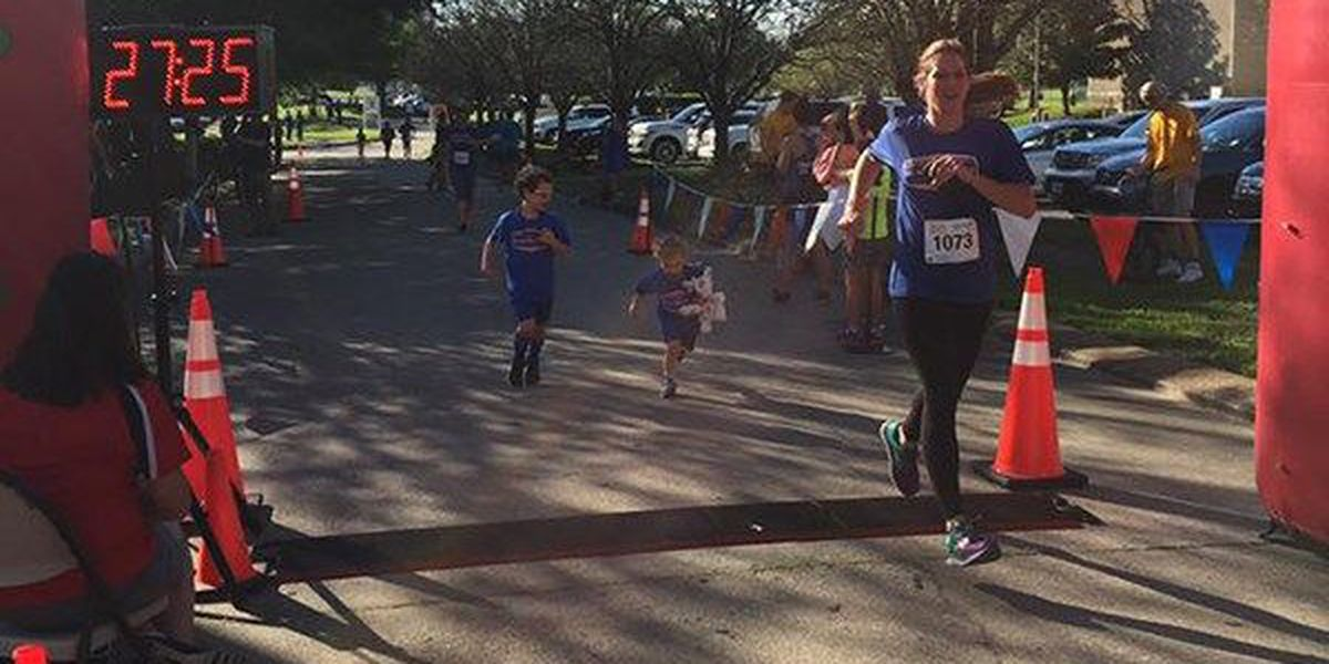'Get Your Rear in Gear' fundraising 5K planned for Saturday