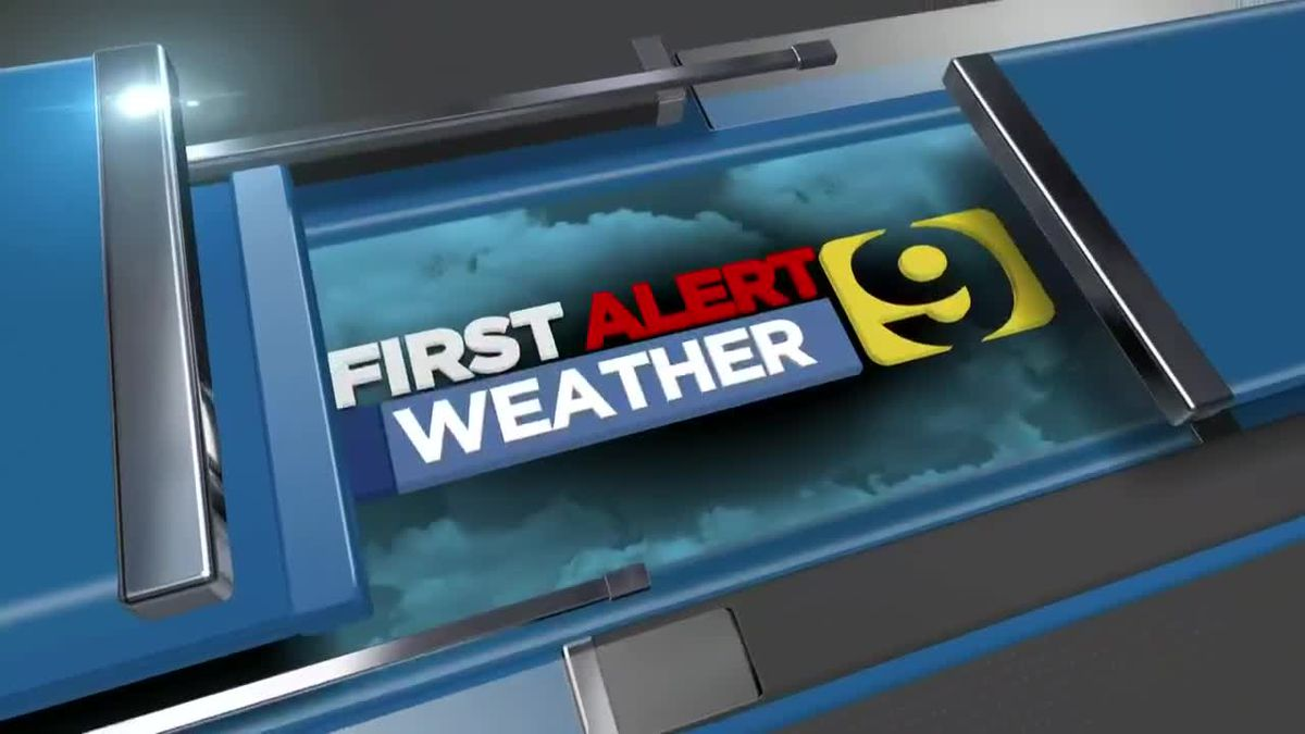 FIRST ALERT FORECAST: Dry and hot start to the new week