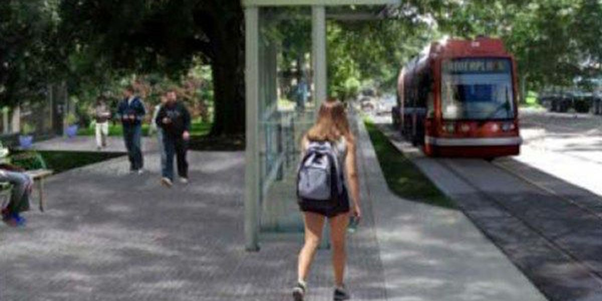 Holden announces first public meeting on proposed Baton Rouge streetcar