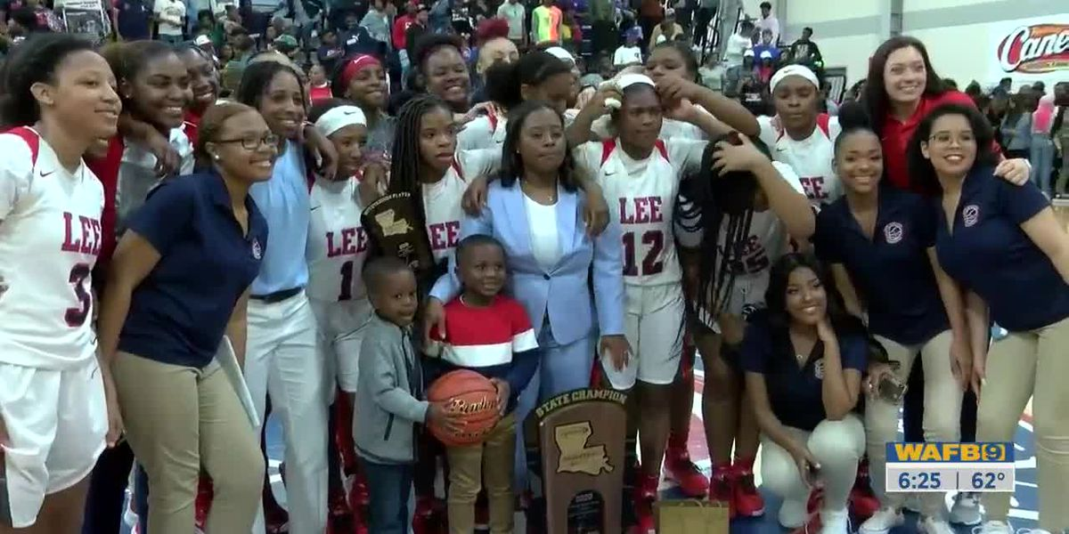 Lee and Doyle girls' basketball teams claim state titles