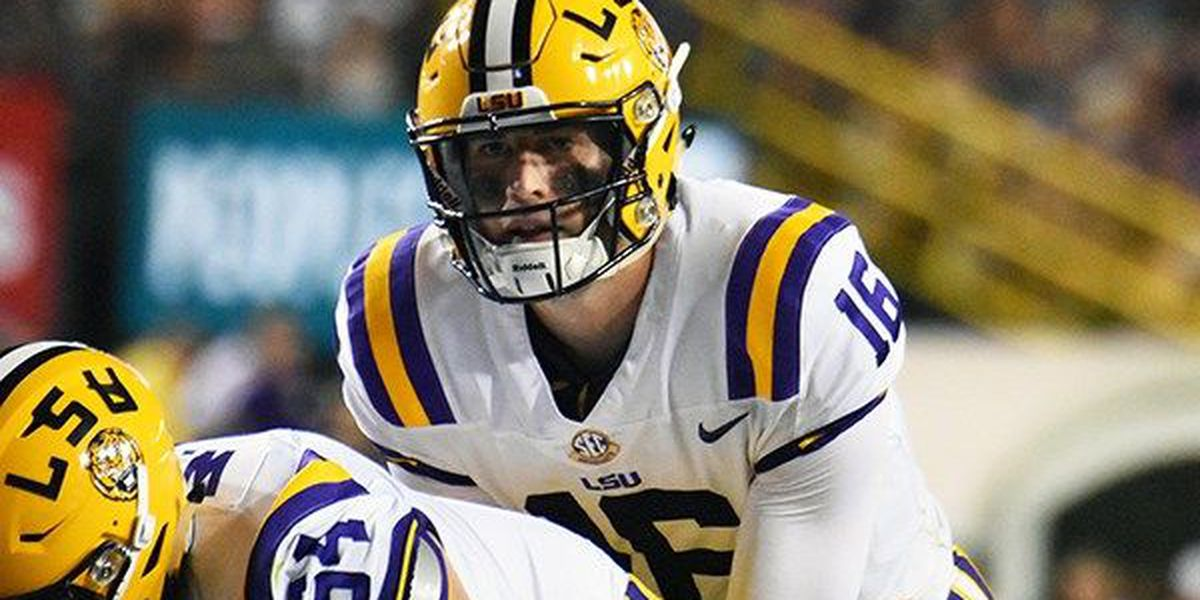 Danny Etling named the 2017 SEC Scholar-Athlete of the Year