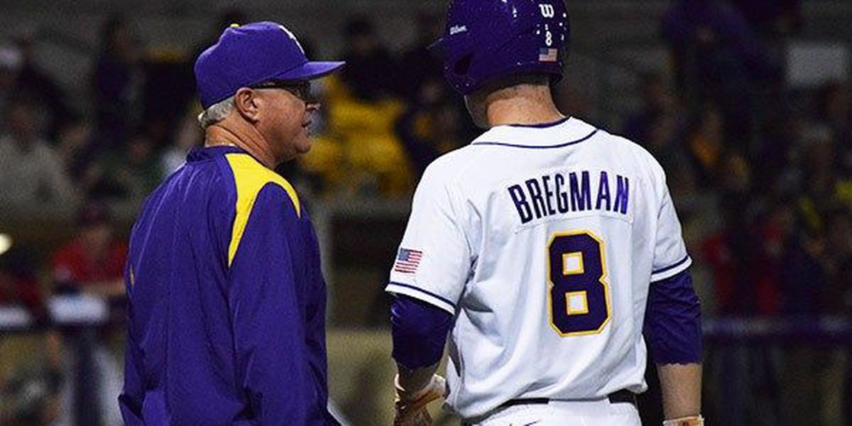 LSU at the top of the polls with A&M series on the horizon