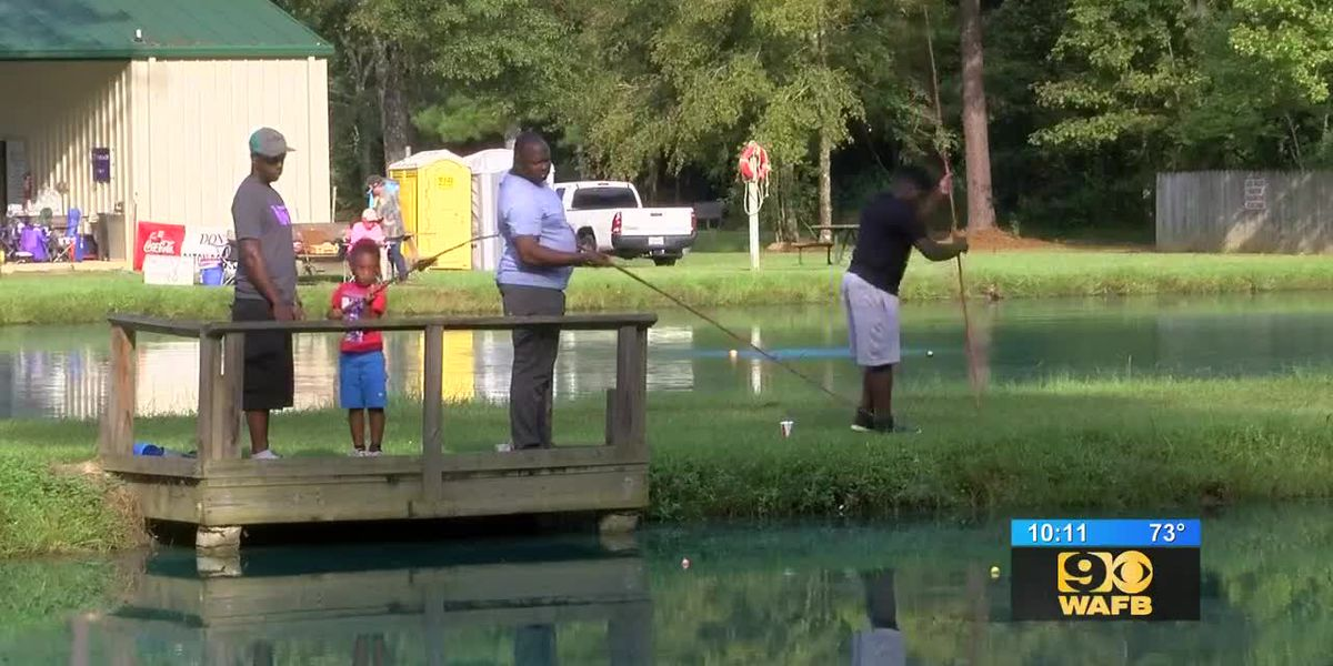 LDWF hosts National Hunting and Fishing Day