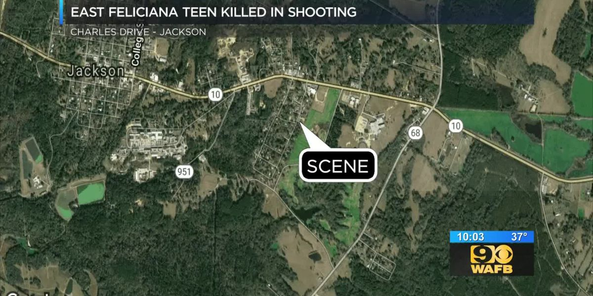 E Feliciana high school student shot, killed