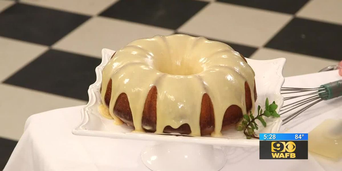 Stirrin' It Up: Mint Julep Cake (April 30, 2019)