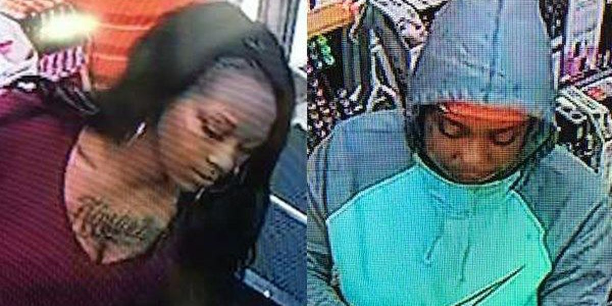 WANTED: Two women accused of using debit card stolen at gunpoint