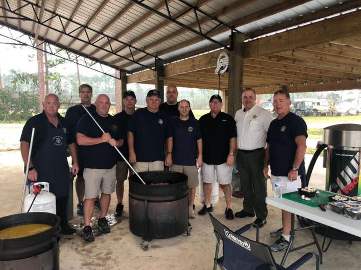 Ascension Parish deputies helping Florida first responders, agencies after Hurricane Michael