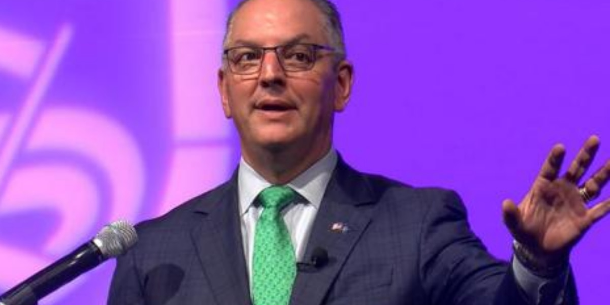 Gov. Edwards to face Eddie Rispone in November runoff