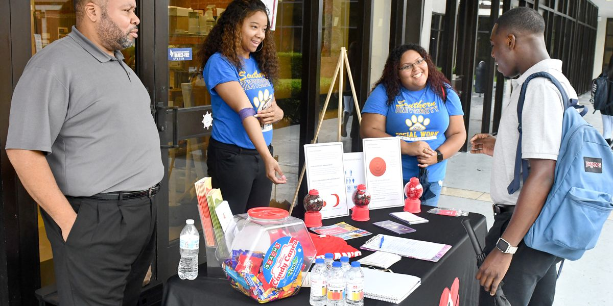 SU and Sickle Cell Association host blood and bone marrow drive