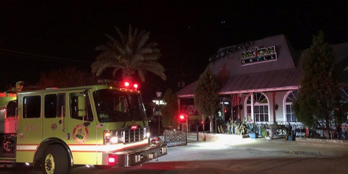 Fire breaks out inside kitchen of Mi Padre's on Bluebonnet