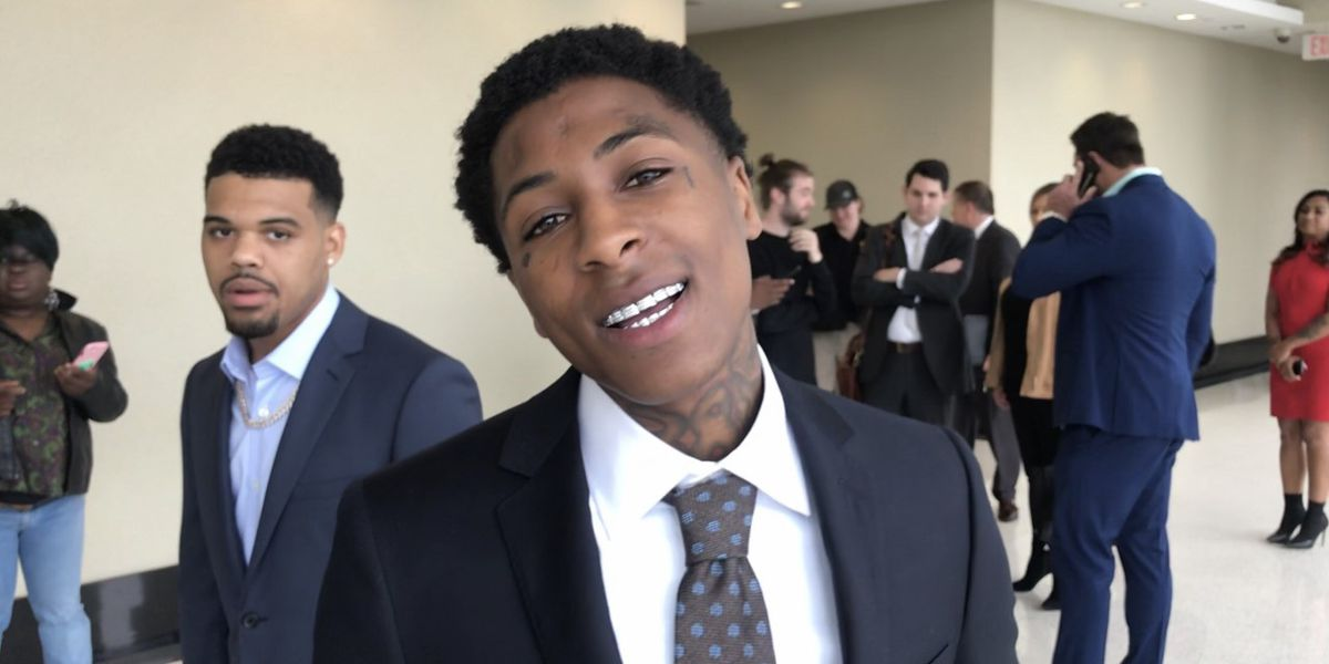 Judge ends rapper NBA Youngboy's probation; rapper expected to leave state
