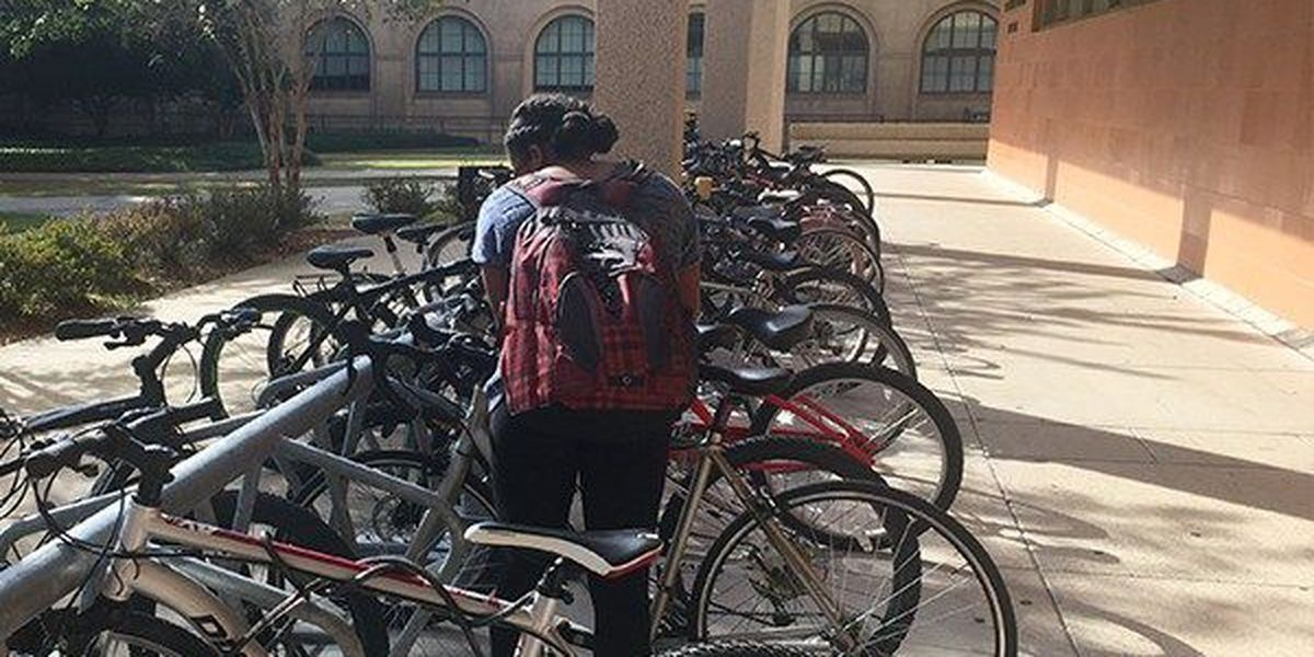 LSU recognized as Bike Friendly University byLeague ofAmericanBicyclists
