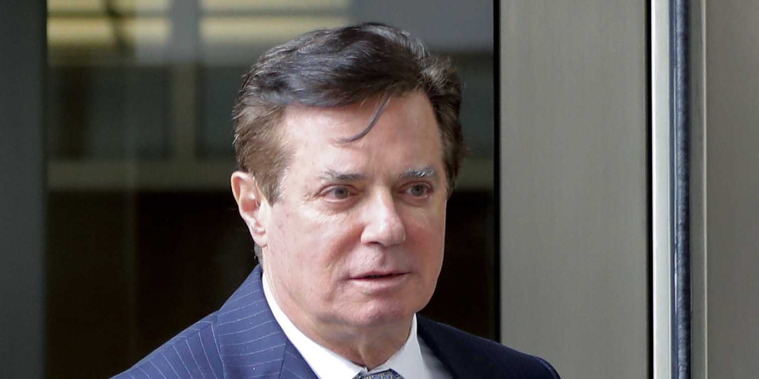 Judge finds Manafort lied to investigators in Russia probe
