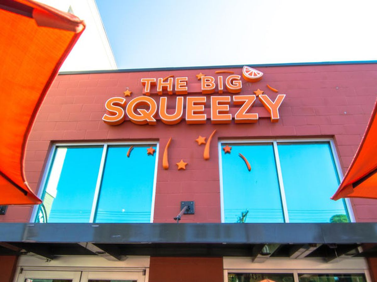 The Big Squeezy to add cannabis-laced juices next month