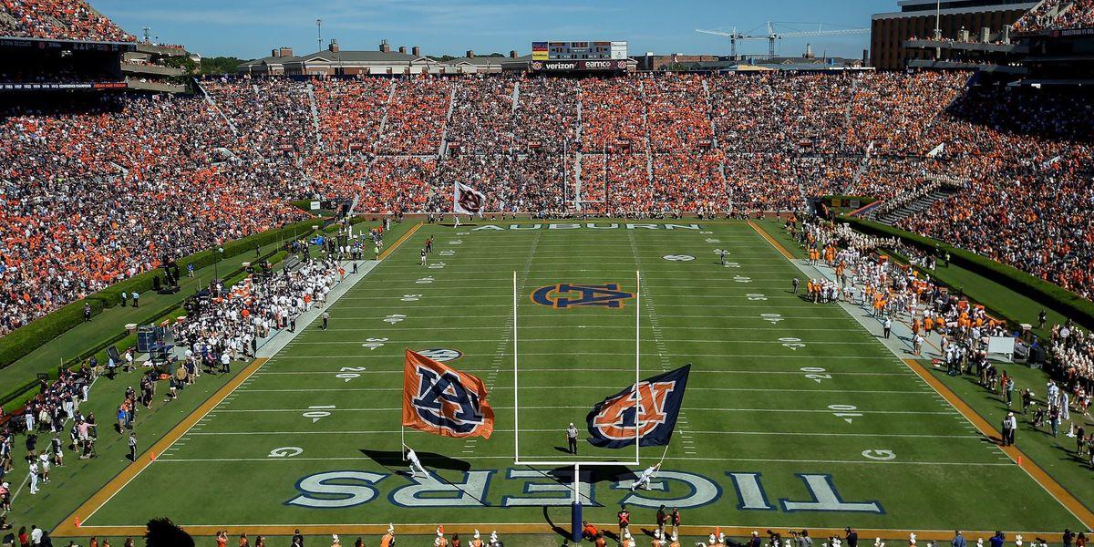 Auburn announces changes to stadium capacity, tailgating for 2020 football season