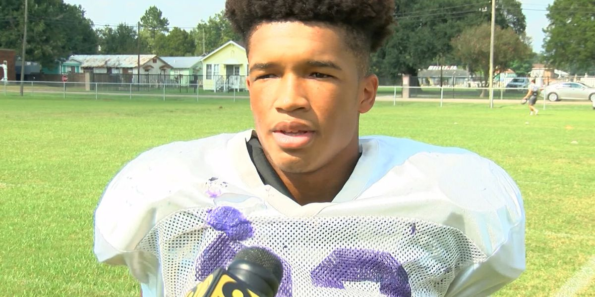 Sportsline Player of the Week: Ascension Catholic RB Jai Williams