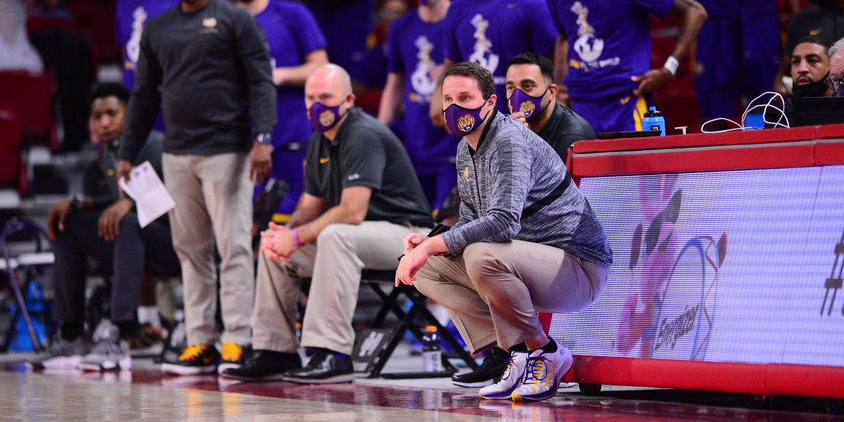 LSU prepares to face St. Bonaventure in first round of NCAA Tournament