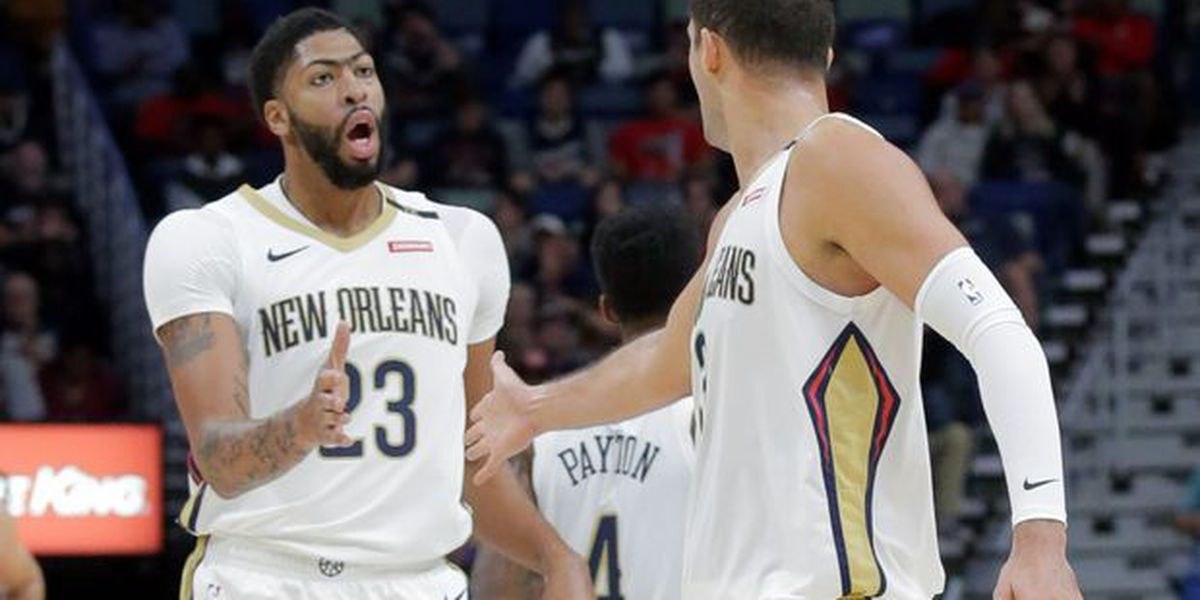 Pelicans remain undefeated, beat the Clippers 116-109