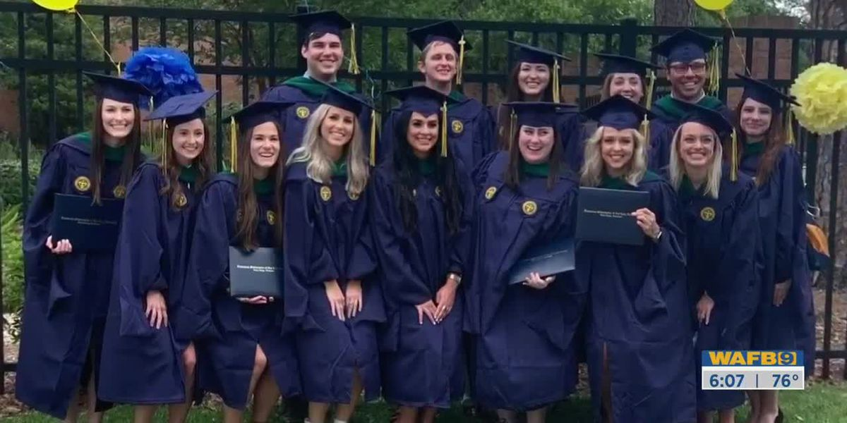 Recent graduates ready to serve, support patients as healthcare workers