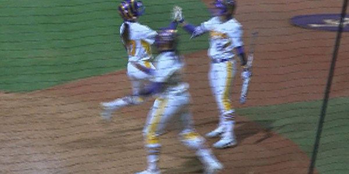LSU sweeps first day of Tiger Classic