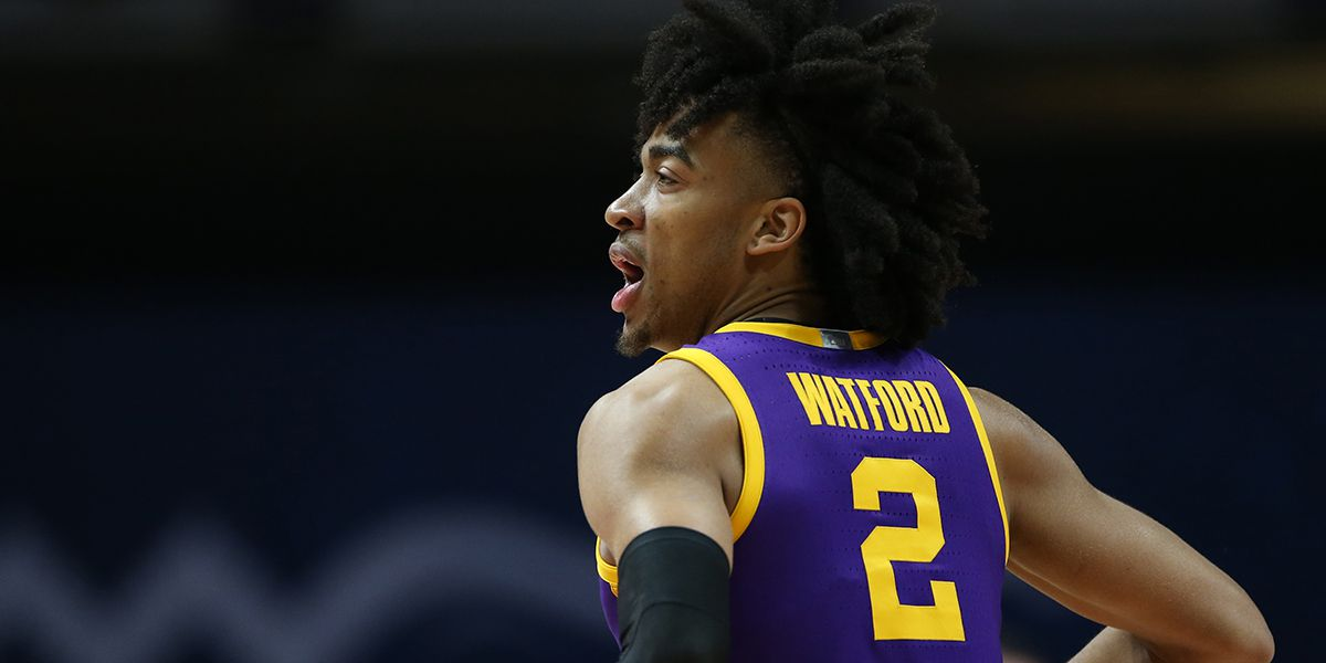 Watford, Smart lead LSU in dominant win over Ole Miss; Thomas injures ankle