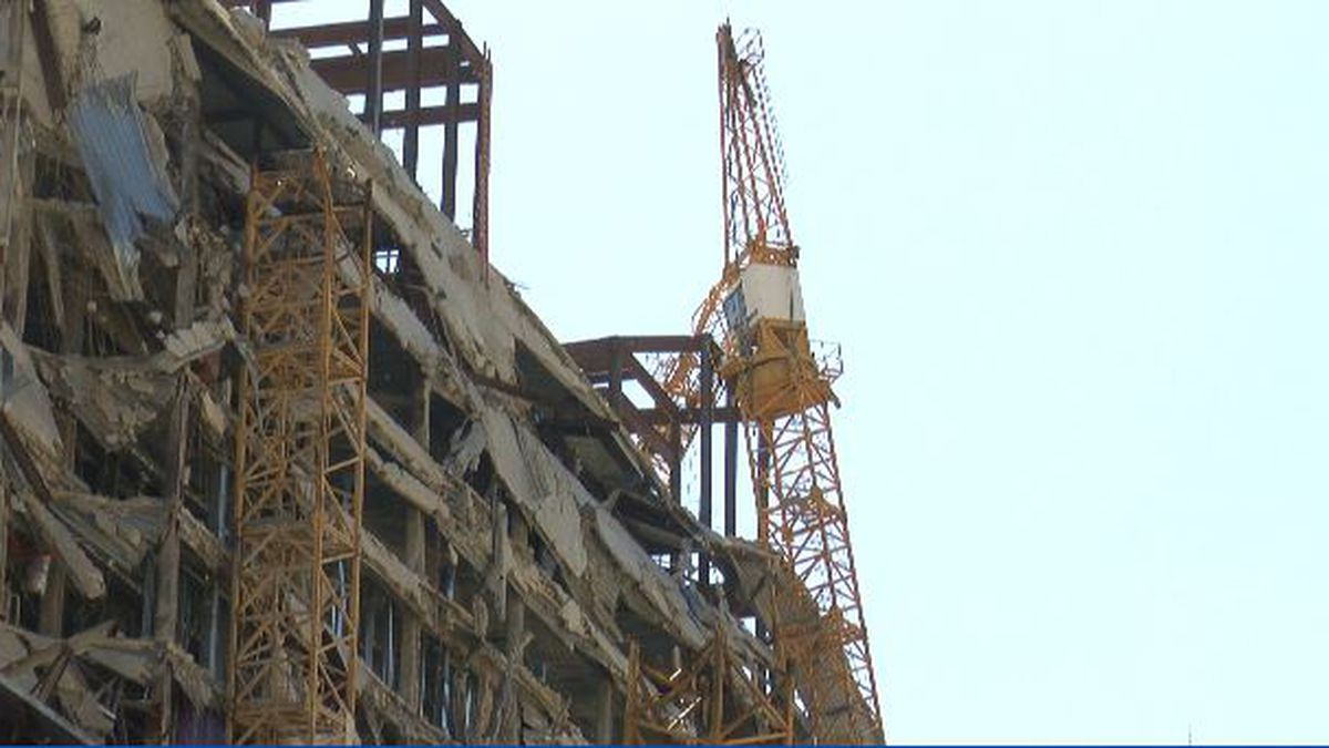 Mayor sends scathing letter to City Council about special hearing on Hard Rock Hotel collapse