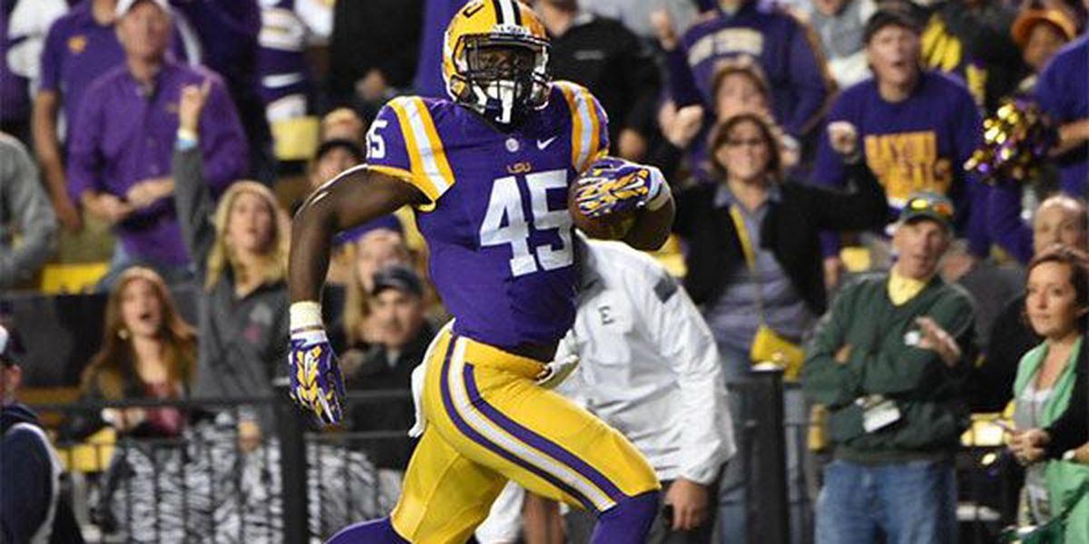 LSU's Jones and Key earn SEC player of the week awards