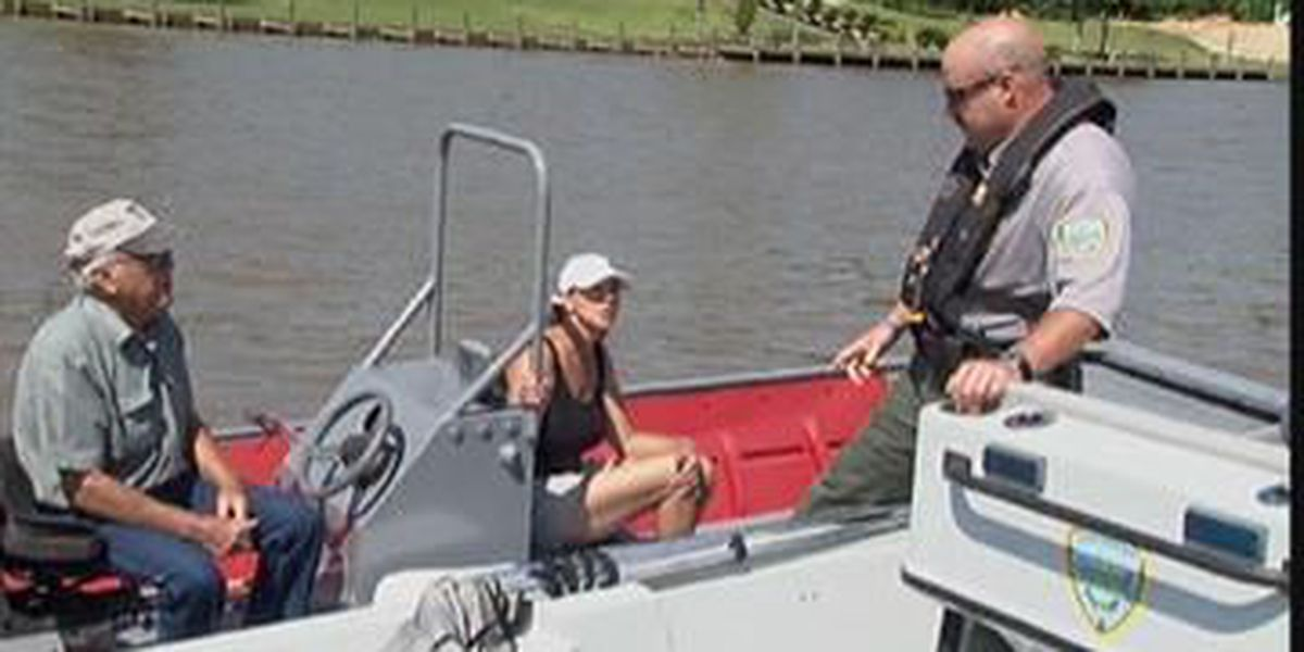 WLF agents stepping up waterway patrols