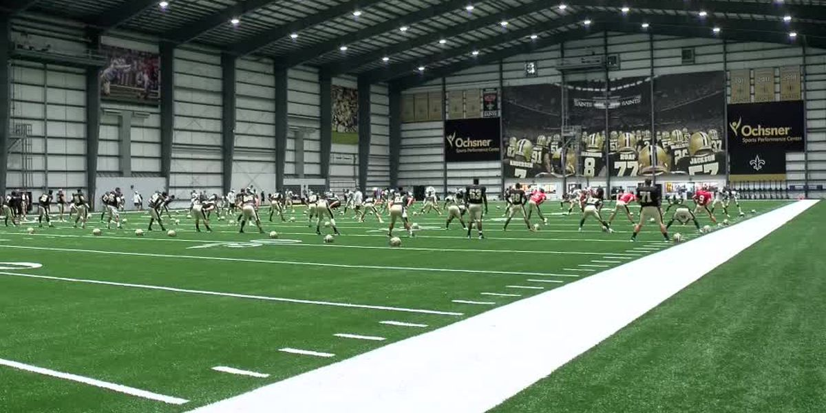 Plays of the day from Saints training camp practice No. 8