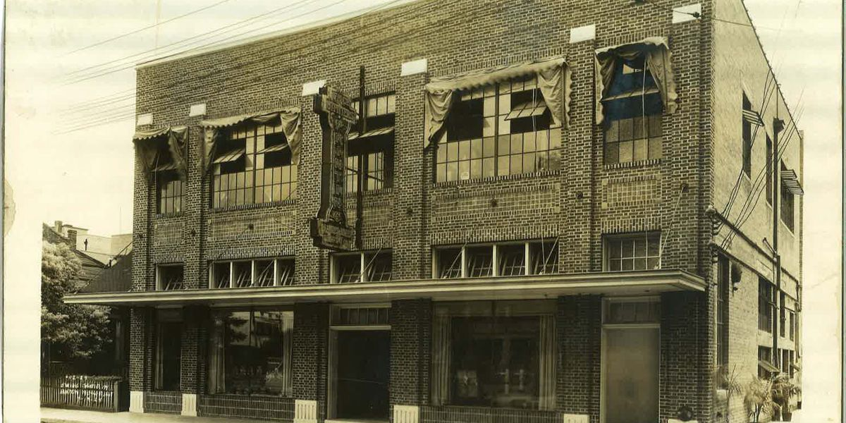 Shell of historic building gets second chance to be part of Baton Rouge's future