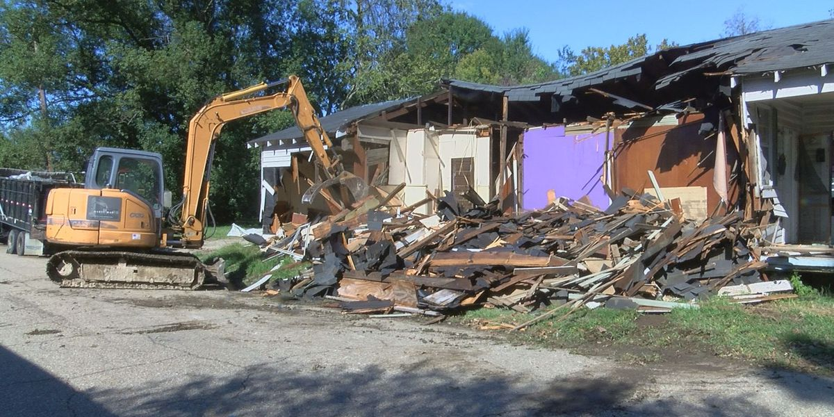 Habitat for Humanity tackling blight in Baton Rouge