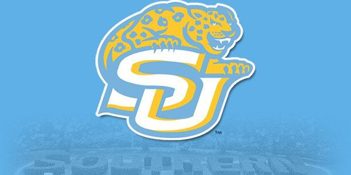 Southern's softball game against Nicholls State canceled