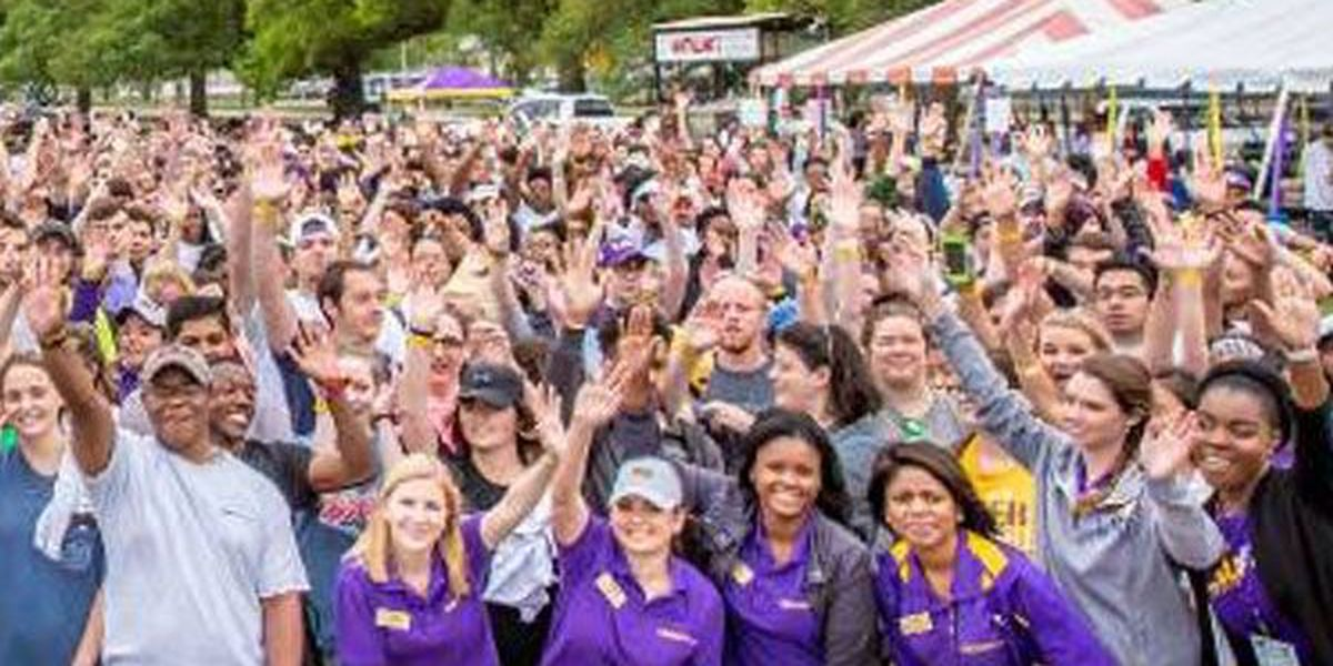 No joke! Volunteers to spend Saturday cleaning for Geaux BIG BR Day