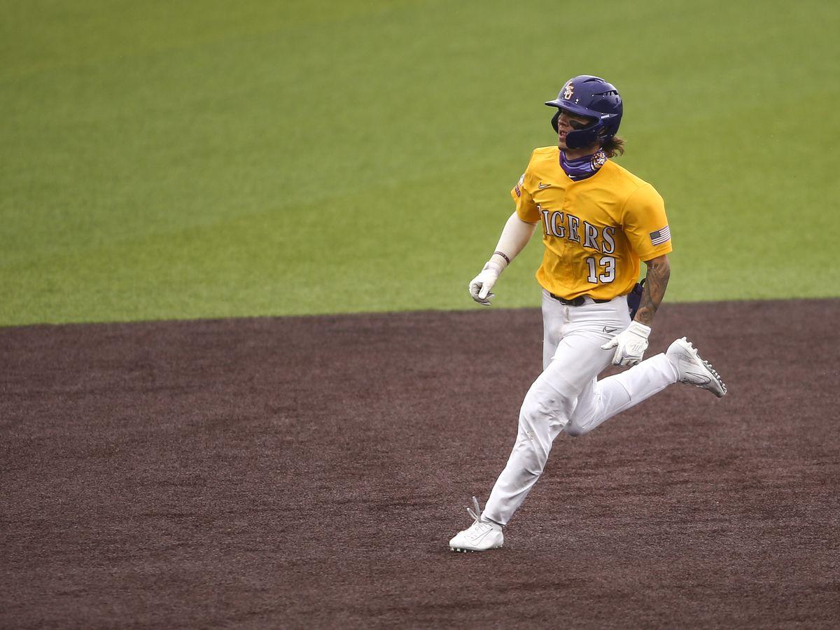 LSU shortstop named SEC Co-Freshman of the Week