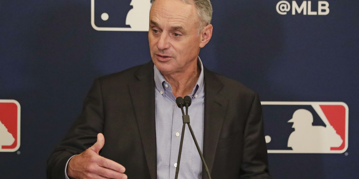 Commissioner says baseball season in jeopardy