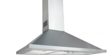 Range hoods recalled due to injury hazard