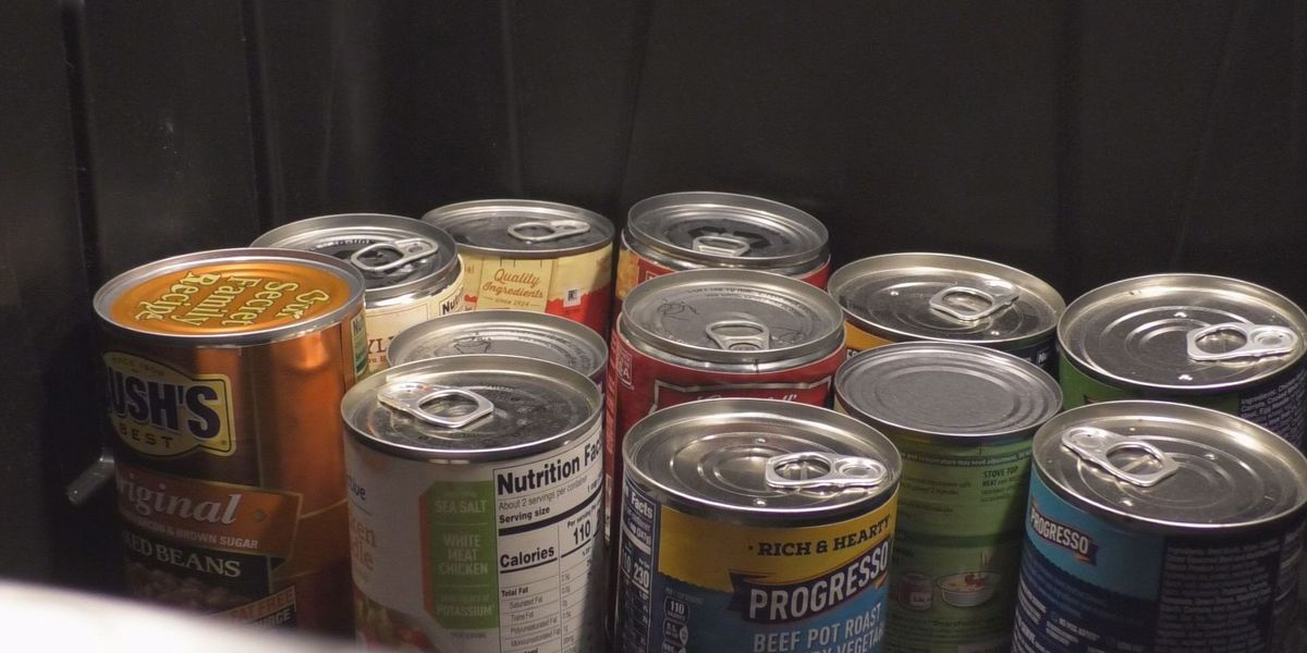 Ascension Parish partners with Greater Baton Rouge Food Bank for free food distribution