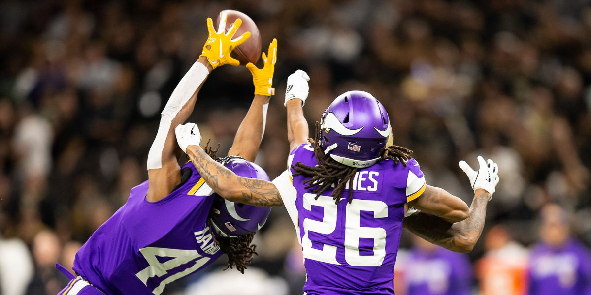 Saints season ends in overtime loss to the Vikings