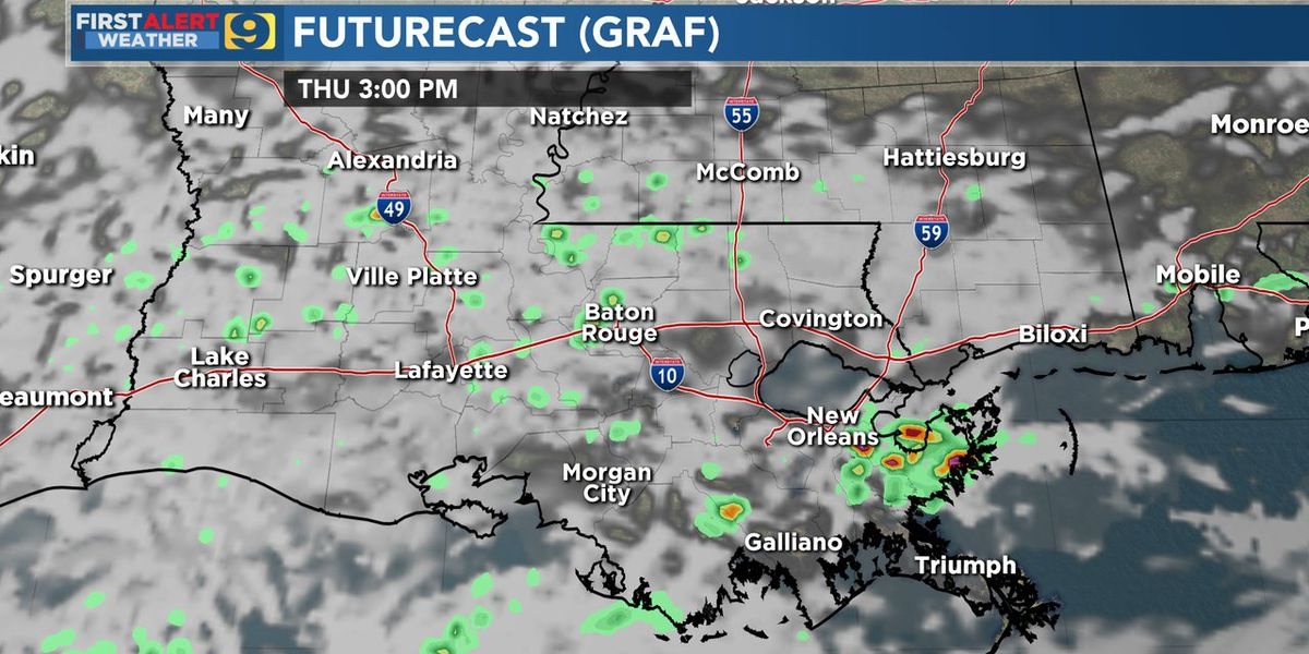 FIRST ALERT FORECAST: Thanksgiving Day starts off cooler with some dense fog, slight chance for isolated afternoon showers