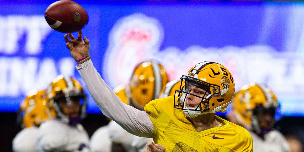 LSU continues preps for Oklahoma, even on Christmas Day