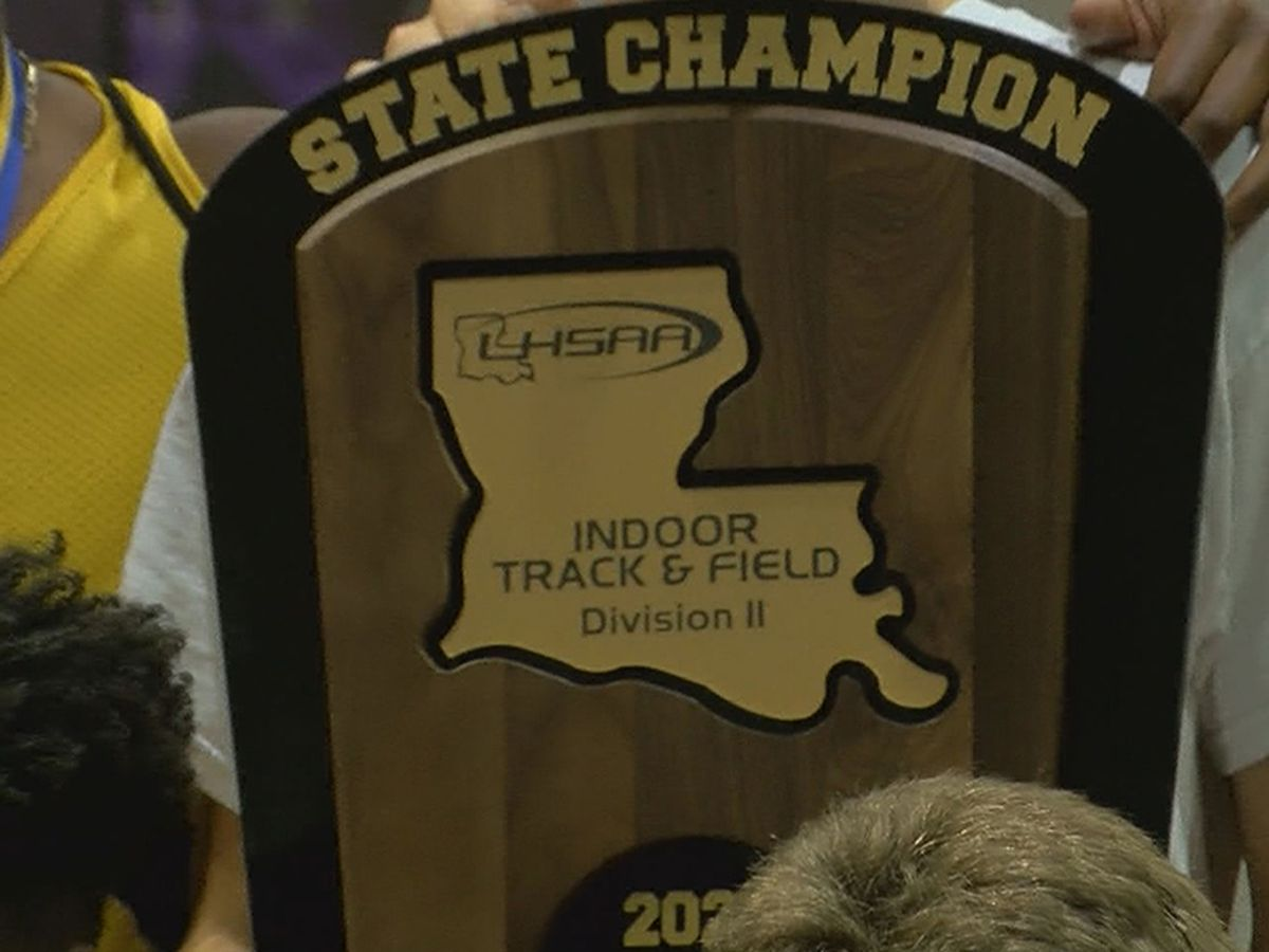 LSU hosts LHSAA Indoor Track & Field championships