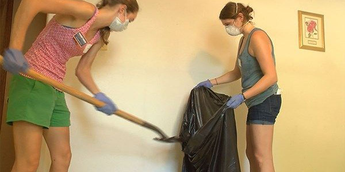 Experts urge taking care of your mental health during flood cleanup and recovery process