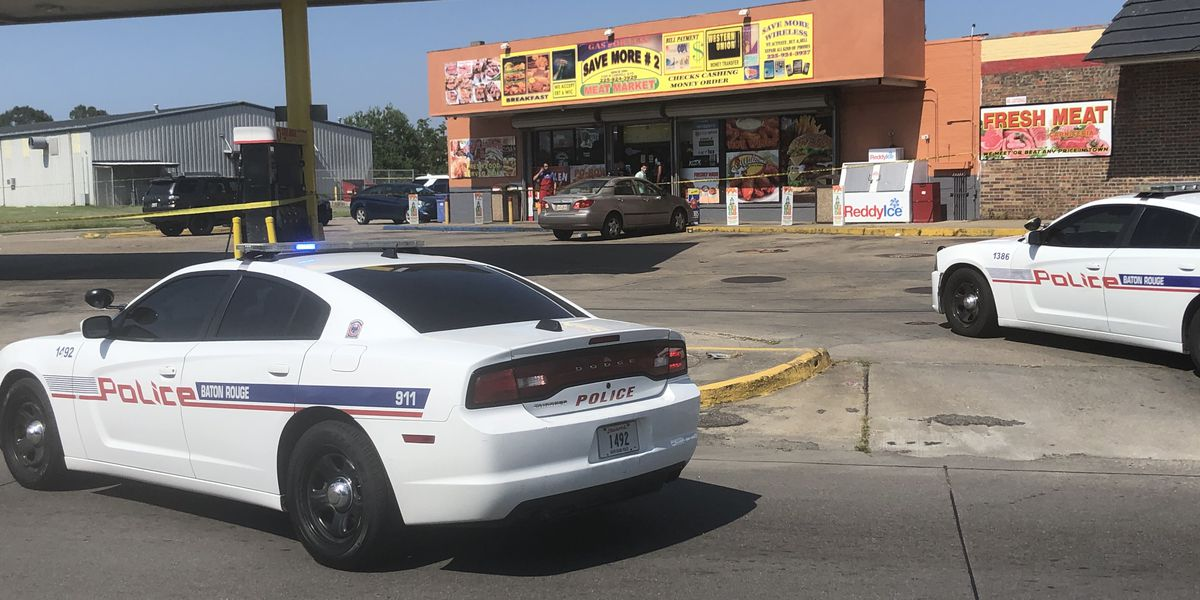 Police investigating shooting on Lobdell Drive
