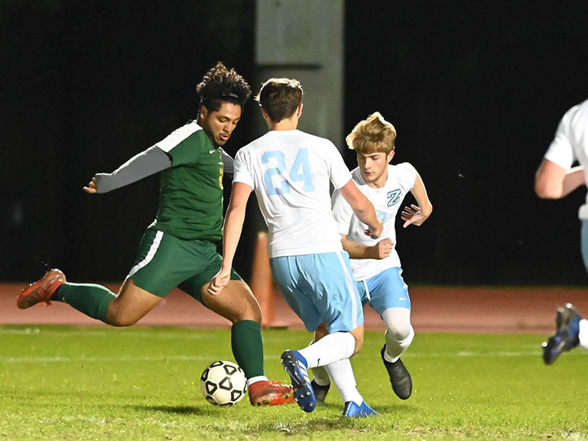 HS SOCCER PLAYOFFS: Zachary at BR Magnet (Boys) and Lee at Woodlawn (Girls)