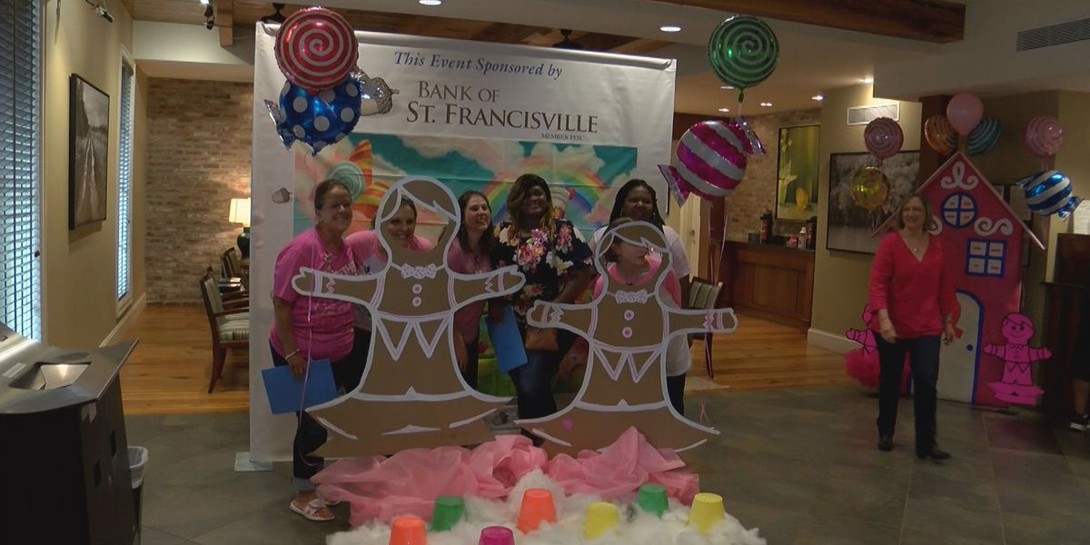 St. Francisville paints the town pink for cancer awareness