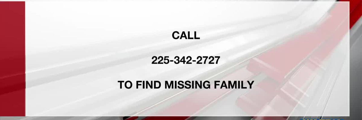 DCFS sets up phone line for people looking for family members who evacuated for Hurricane Laura