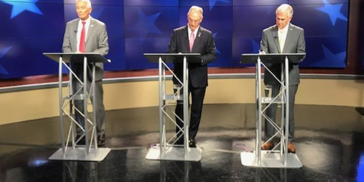 Gubernatorial candidates reach out to more voters following the final debate