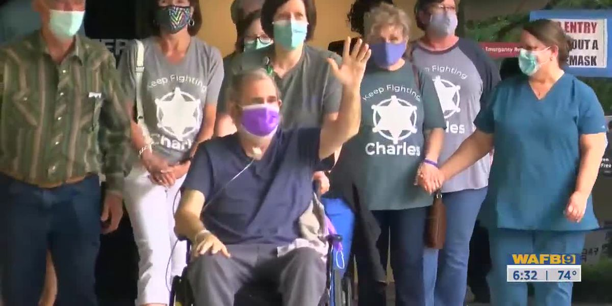 Tangipahoa Parish sheriff's deputy finally released from hospital after 5-month fight with COVID-19